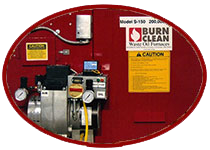 Used & Waste Oil Burners | Heaters | Furnaces